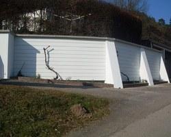 Isobat Est - Neuvilliers-sur-Fave - Le bardage
