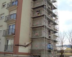 Maçonnerie pour bâtiments industriels